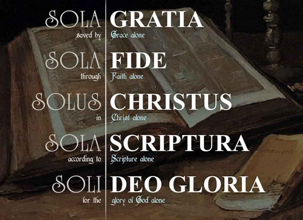 five-solas