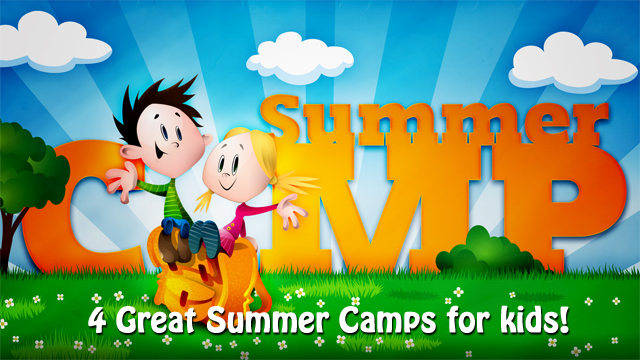 2012 06 Summer Camps Promo